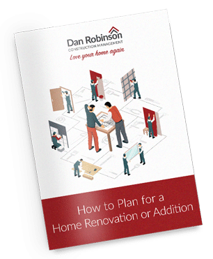 How to Plan for a home renovation or home addition