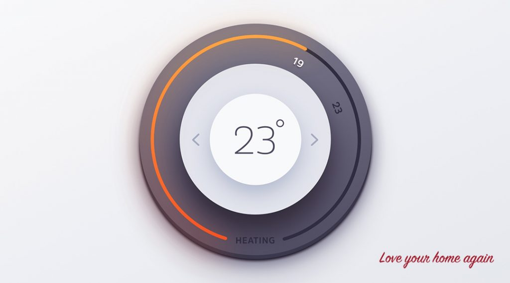 It's Time to Upgrade to a Smart Thermostat love your home again