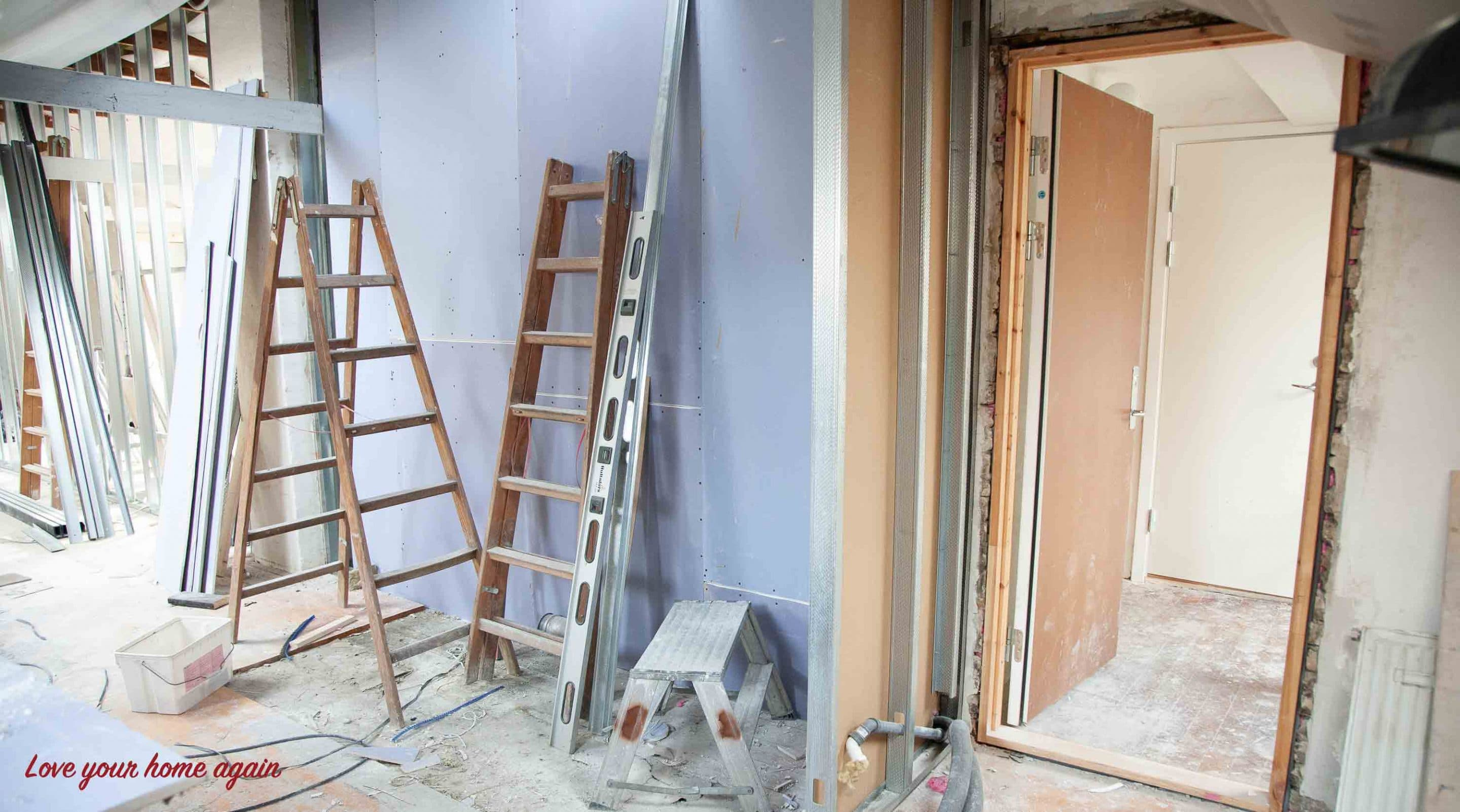 Love your home again — Renovation Tips for a Successful Project